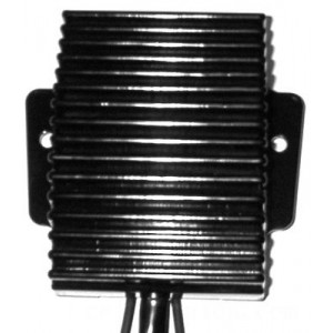 Cycle Electric Electronic Voltage Regulator Black - CE-601-08