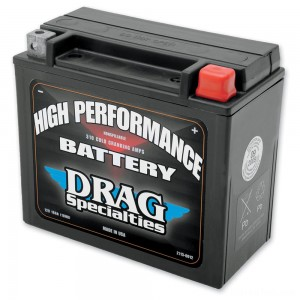 Drag Specialties High Performance Battery - 2113-0012