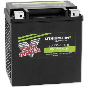 Twin Power Lithium Ion Batteries - DLFP30HL-BS-H | IDSpamCalls.Com