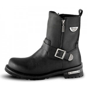 Milwaukee Motorcycle Clothing Co. Men's Afterburner Boots - MB40718 | IDSpamCalls.Com
