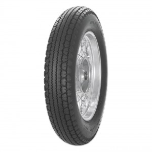 Avon MKII Safety Mileage 5.00-16 Rear Tire - 90000000616 | IDSpamCalls.Com