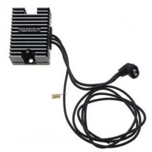 Cycle Electric Electronic Voltage Regulator Black - CE-320 | IDSpamCalls.Com