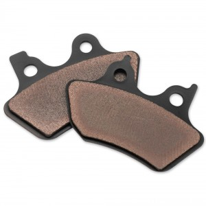 Twin Power X-Stop Sintered Front / Rear Brake Pads - HD6016-CU7