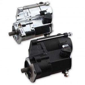 ALL BALLS Racing High Performance 1.7kW Starter Black - 80-1003