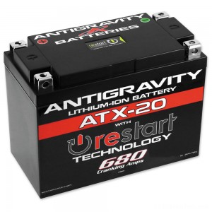 Antigravity RE-START Lithium Ion Battery - AG-ATX20-RS | IDSpamCalls.Com