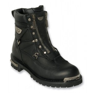 Milwaukee Motorcycle Clothing Co. Men's Throttle Boots - MB440-11 | IDSpamCalls.Com