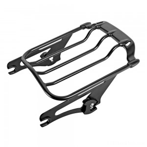HogWorkz Black Air Wing Luggage Rack - HW129147