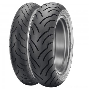 Dunlop American Elite 180/65B16 81H Rear Tire - 45131267