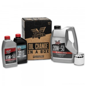 Twin Power Synthetic Oil Change Kit - 539050