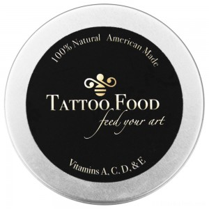 Riders Leather Seal Tattoo Food 4 oz - TF2013-01