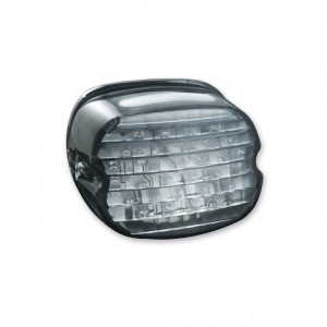 Kuryakyn Low Profile Smoke LED Taillight Conversion - 5438