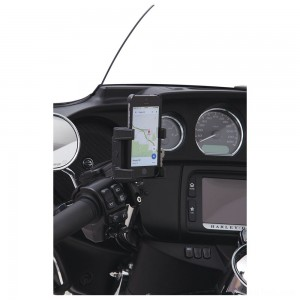 Ciro Smartphone/GPS Holder with Black Perch Mount - 50311