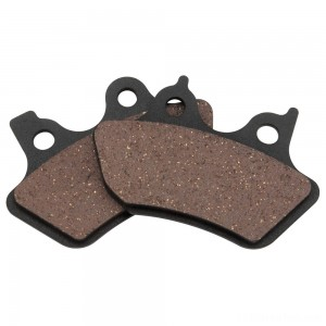 Twin Power Organic Front / Rear Brake Pads - 592361