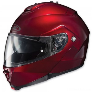 HJC IS-MAX II Wine Modular Helmet - 980-264