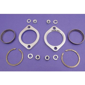J&P Cycles Exhaust Flange Kit