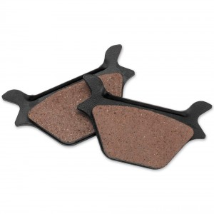 Twin Power Organic Rear Brake Pads - 592358