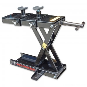 Pit Posse Motorsports Scissor Jack with Adapters - PP3277