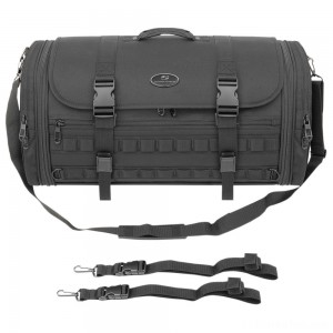 Saddlemen TR3300DE Tactical Deluxe Rack Bag - EX000043A
