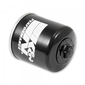 K&N High Performance Black Wrench-Off Oil Filter - KN-204 | IDSpamCalls.Com