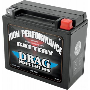 Drag Specialties High Performance Battery - 2113-0012 | IDSpamCalls.Com