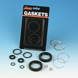 Genuine James Front Fork Seal Rebuild Kit - JGI-45849-84