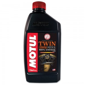 MOTUL RSD V-Twin Synthetic 20W50 Motor Oil Quart - 108061