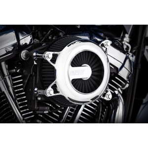 Vance & Hines VO2 Rogue Air Cleaner Kit Chrome - 70075 | IDSpamCalls.Com