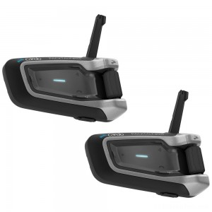 Cardo PackTalk Bold with JBL Audio Duo Bluetooth Communication System - PTB00101