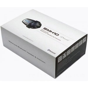 Sena Technologies SMH10 Dual Pack Bluetooth Headset/Intercom - SMH10D-10 | IDSpamCalls.Com