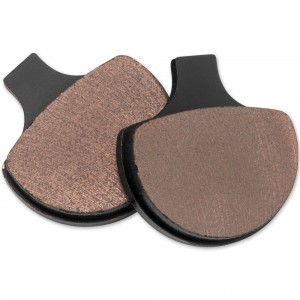 Twin Power X-Stop Sintered Front Brake Pads - HD6009-CU7