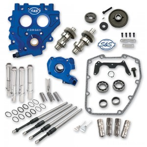 S&S Cycle 509G Standard Gear Drive Cam Chest Kit - 310-0810