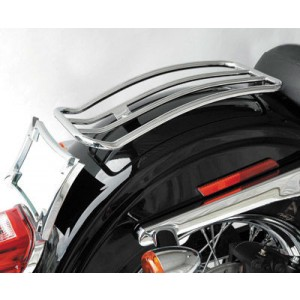 Motherwell Chrome Solo Seat Luggage Rack - MWL-530 | IDSpamCalls.Com