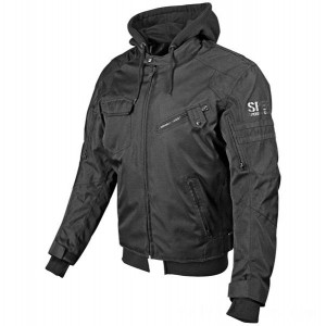 Speed and Strength Off the Chain Men's Stealth Textile Jacket - 877813