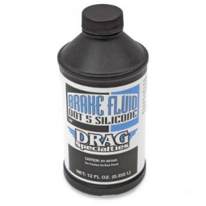 Drag Specialties DOT 5 Brake Fluid - 37030014
