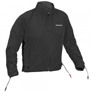 Firstgear Men's 90-Watt Heated Black Jacket Liner - 951-2079